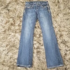 💎2for25 LA Idol Jean's size 27/33 or size 1